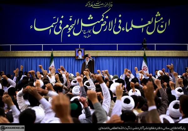 بیانیه بسیج اساتید حوزه های علمیه استان تهران