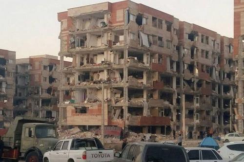نیروهای خدوم امدادی و مردم خیر اندیش به کمک زلزله زدگان بشتابند