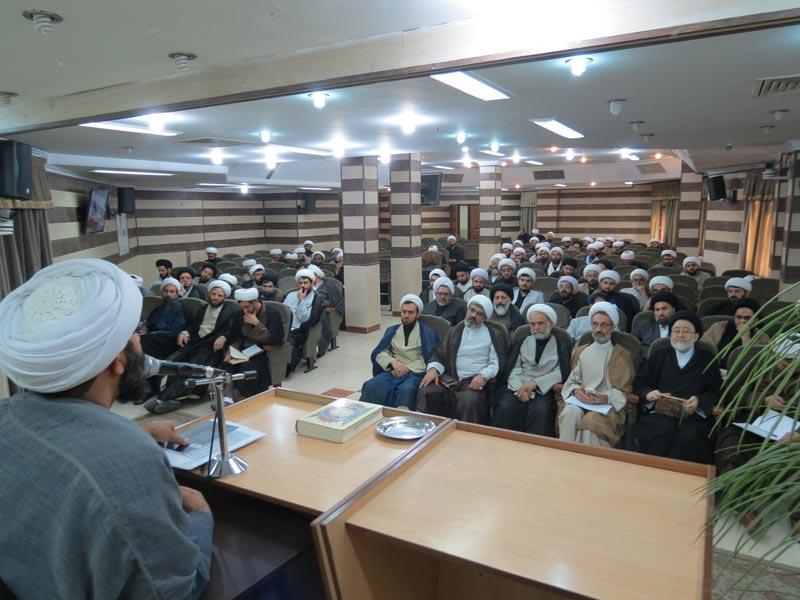 اجلاسیه مدیران و معاونین آموزش مدارس علمیه استان تهران برگزار شد