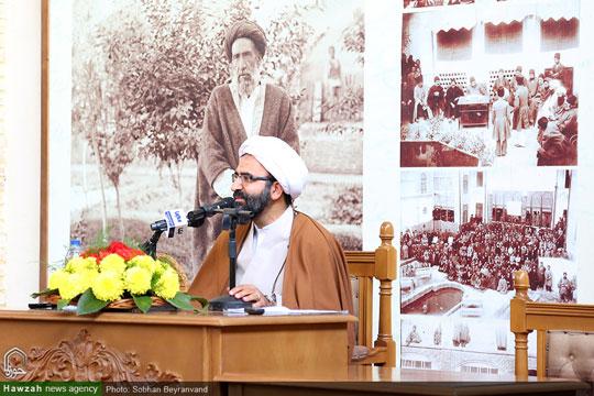 مدیر حوزه علمیه استان تهران:  شهید مدرس الگوی مناسب روحانیت انقلابی است