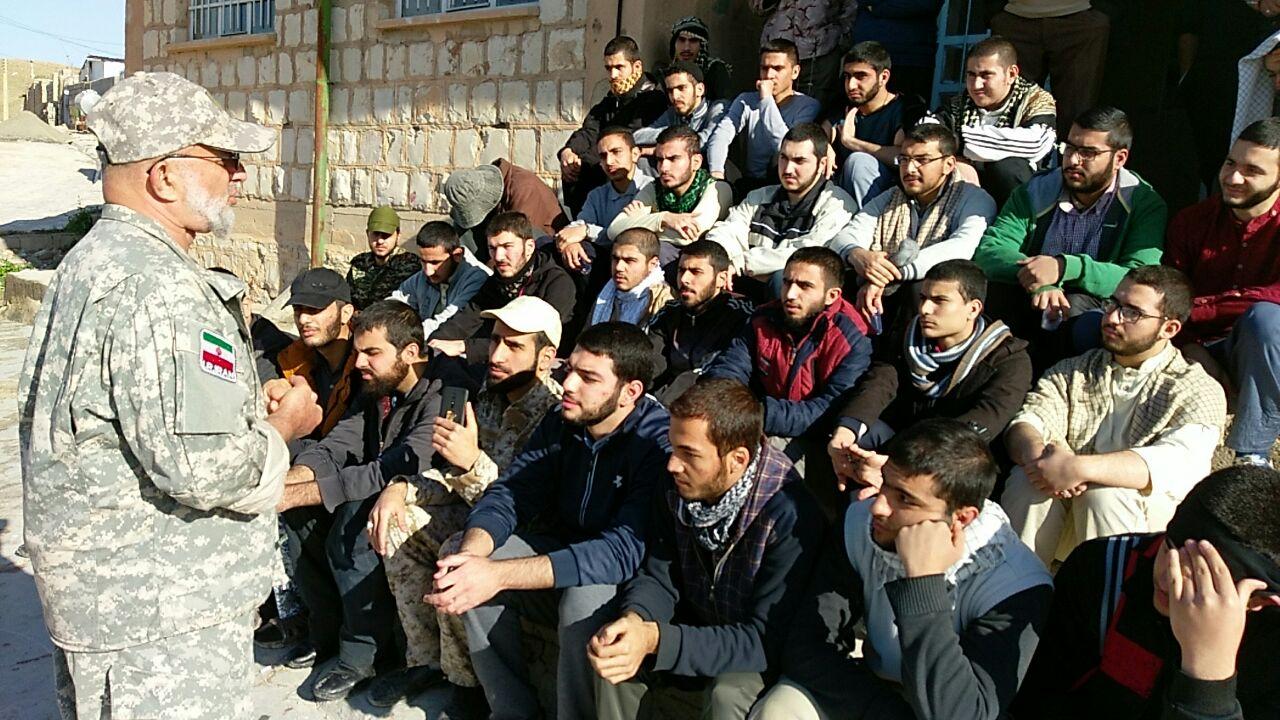 طلاب تهرانی به اردوی جهادی سرپل ذهاب اعزام شدند