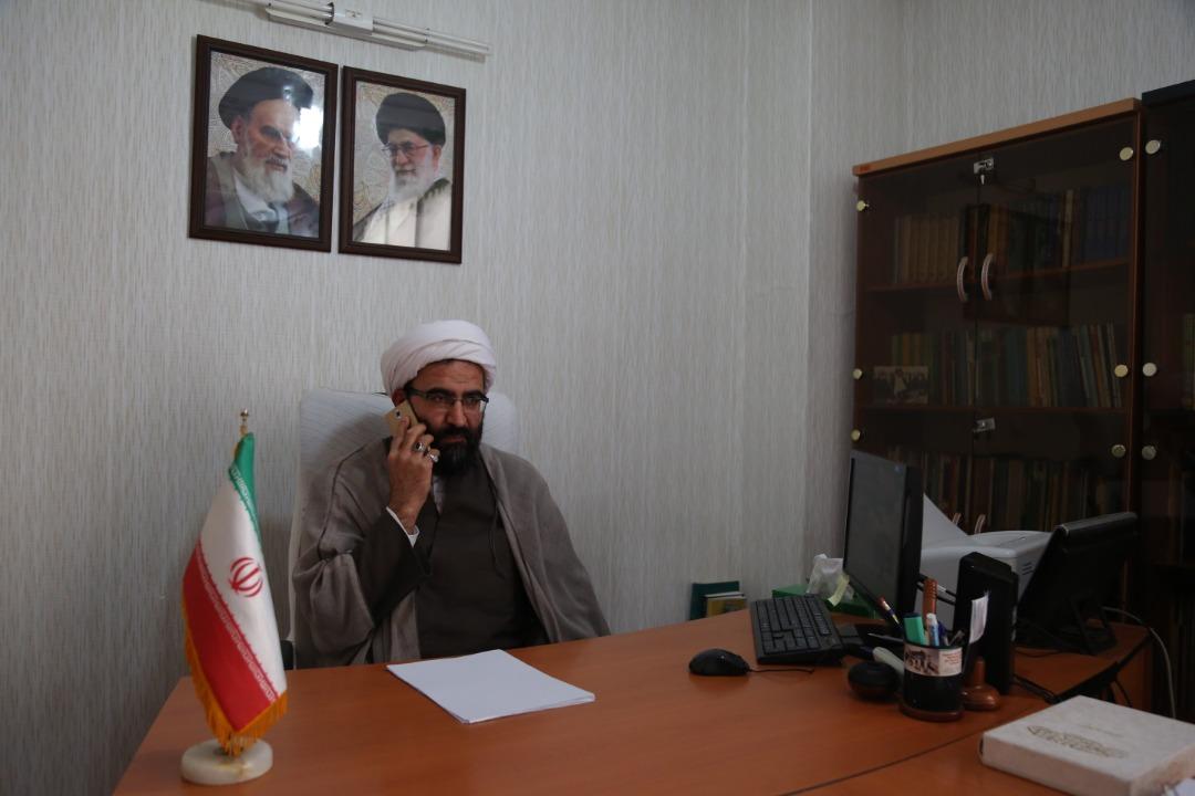 مدیر حوزه علمیه تهران خبر داد: گروه های جهادی حوزه تهران آماده اعزام به مناطق سیل زده