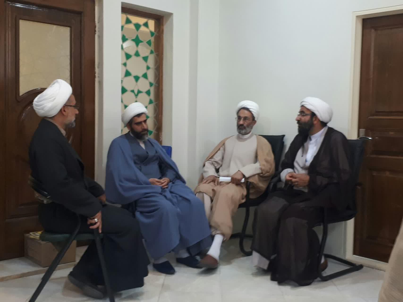 بازدید مدیر حوزه تهران از روند گزینش داوطلبان ورود به حوزه