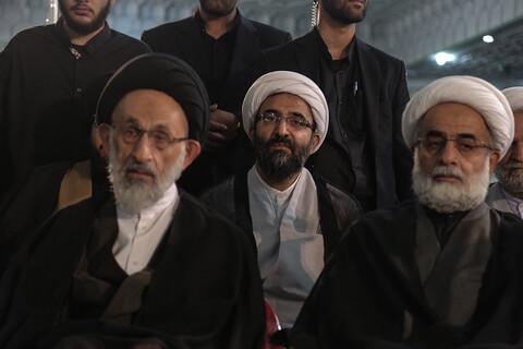 تصاویر_ مراسم آغاز سال تحصیلی جدید حوزه علمیه تهران