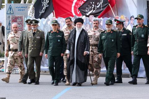 فرمانده کل قوا: با تمسک به سیدالشهداء (ع) در مقابل آمریکا کوتاه نمیآییم