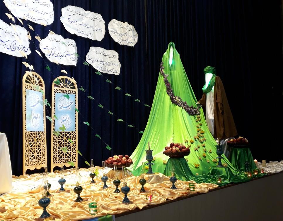 ششمین کنگره ادبی ام ابیها(س) در تهران برگزار شد
